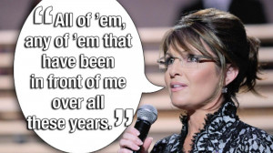 Sarah Palin Quotes HD Wallpaper 3