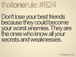 losing a friend quotes