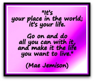 Mae Jemison First Black...