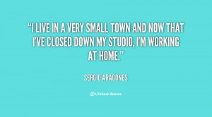 Quotes About Small Towns