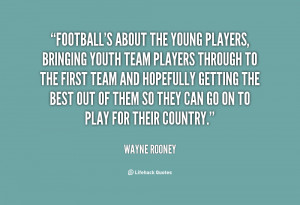 Youth Football Quotes Motivational