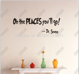 one place ... wall stickers inspirational quotes Proverbs Europe 1129 ...