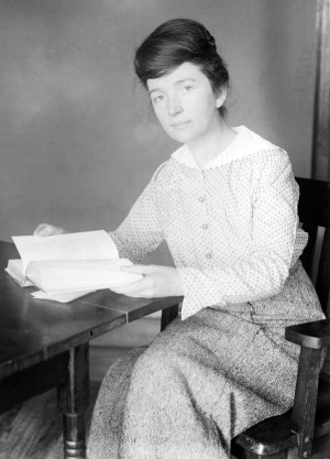 """Margaret Sanger: """"Birth Control and Racial Betterment"""""""