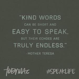 TobyMac #Speaklife