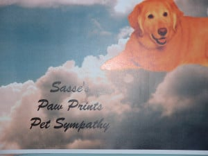 Pet Sympathy Cards. Pet Sympathy Quotes Paw Prints. View Original ...