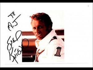 Evel Knievel Dare Devil Legend! Signed Photo 4