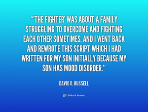 Fighting Family Quotes Preview quote