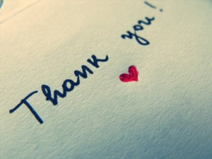 just wanted to say, thank you for your tumblr, thank you for being ...