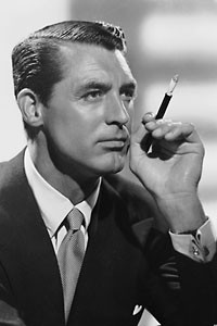 Everyone wants to be Cary Grant . Even I want to be Cary Grant.