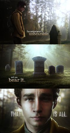 Simon Lewis, one day he will have to endure this More