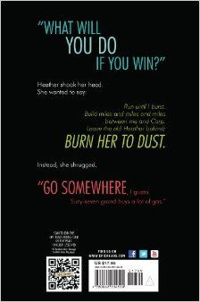 Excerpt from Panic by Lauren Oliver. This was a great, fun and totally ...