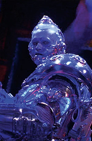 Mr Freeze Arnold Schwa...