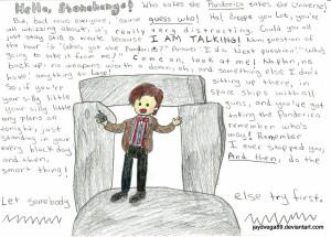 Doctor Who Stonehenge Speech Full