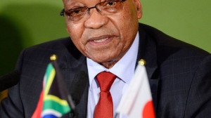 Jacob Zuma Young