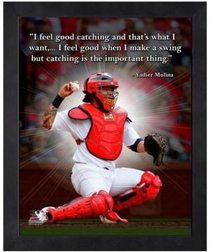 Yadier Molina St. Louis Cardinals - 11