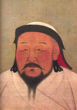 Yuan Dynasty Kublai Khan Kublai khan, the first mongol