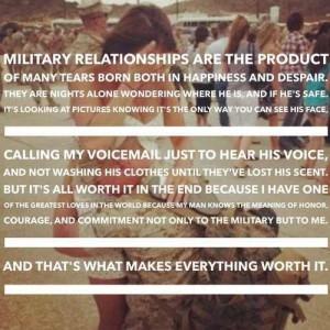 Missing my soldier sooooo much.