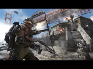 Call of Duty: Advanced Warfare Multiplayer - 10 Minutes of Gameplay