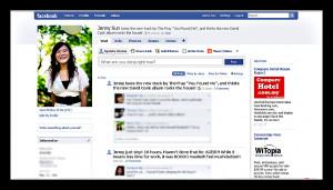 Crazy Facebook Status
