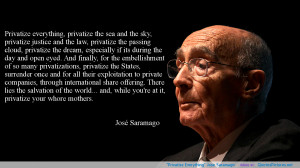 """ Jose Saramago motivational inspirational love life quotes sayings ..."