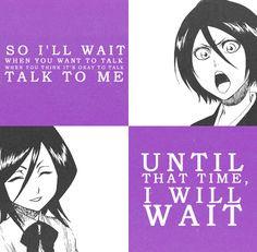 kuchiki more manga quotes bleach quotes otaku 3 1