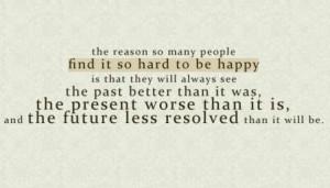 Positive future quote