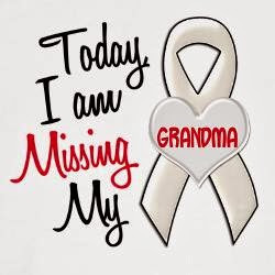 Grandma Passing Away Quotes Today I Am Missing My Grandma