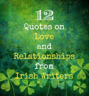 irish quotes about family love irish quotes irish blessing and irish ...