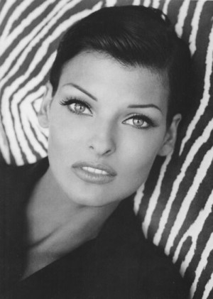 The lovely and ethereal Linda Evangelista. Her most famous quote: 'I ...