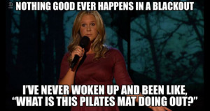TAGS amy schumer , amy schumer quotes , trainwreck
