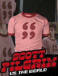 Scott-Pilgrim-Quote-Ringer-Shirt-Replica-Costume-NEW-s-2x-Movie-Comic ...