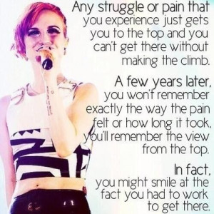 Back > Quotes For > Hayley Williams Quotes On Life
