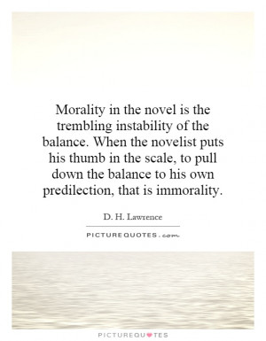 Immorality Quotes
