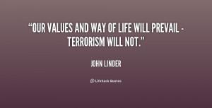 JOHN LINDER QUOTES