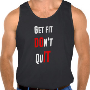 Men's Quote Tank Tops