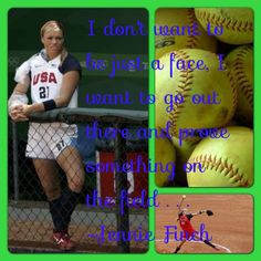 Jennie Finch More