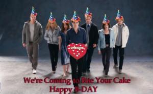Twilight Birthday card Image