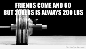 Bodybuilding quote cover for facebook