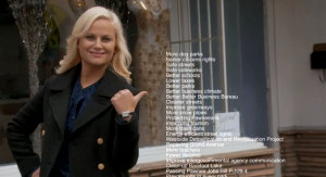 Parks and Recreation : Read the Whole List of Things Leslie Knope Is ...