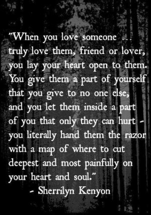 Life Love Quotes When You Have Someone