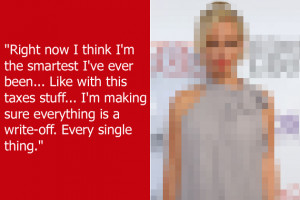 Best Uncle Ever Quotes Dumb celebrity quote 32