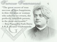 Famous Freemasons: Bro. Narendra Nath Datta A.K.A. Swami Vivekananda ...