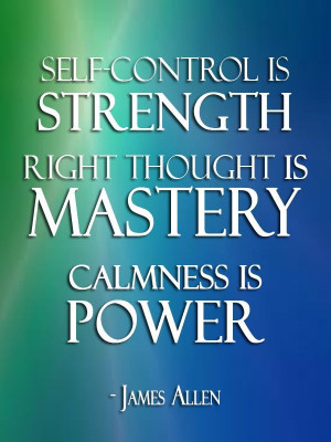 self+control+quotes | self-control #strength #calmness Quotes 3, Dust ...