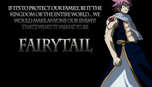 Top 5 Naruto and Fairytail Quotes