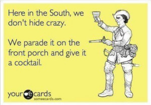 love the South!