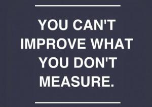 Measureability & Improvement