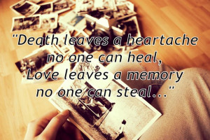 Quotes About Losing Loved Ones