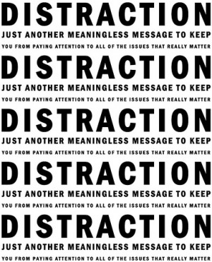 Obama'd distraction ploys – how to defeat them