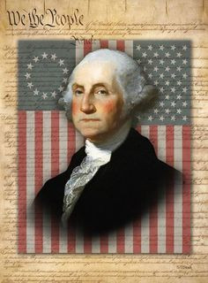 Patriot Life - George Washington Quote More