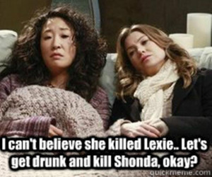 Funny Pictures Greys Best Meredith Grey Anatomy Quotes 2013